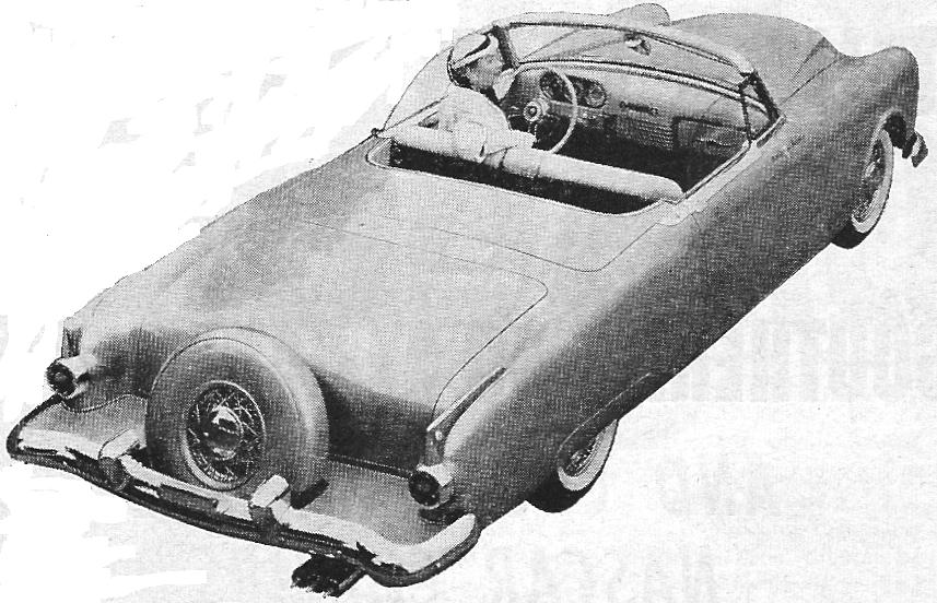 Hot Rod Custom And Ford Parts Catalog